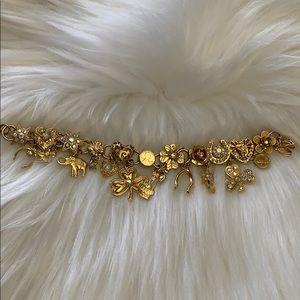 Kirk's Folly Charm Bracelet